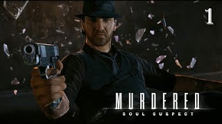 Murdered: Soul Suspect 100% Complete Walkthrough Part 1 - Prologue