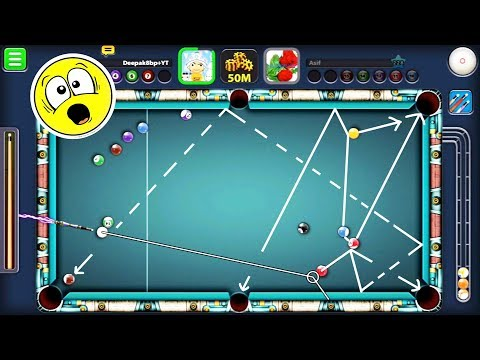 8 Ball Pool Shot From Mars! Simple Trickshots Are The Best You Will Ever Find ! Random Amazingness !