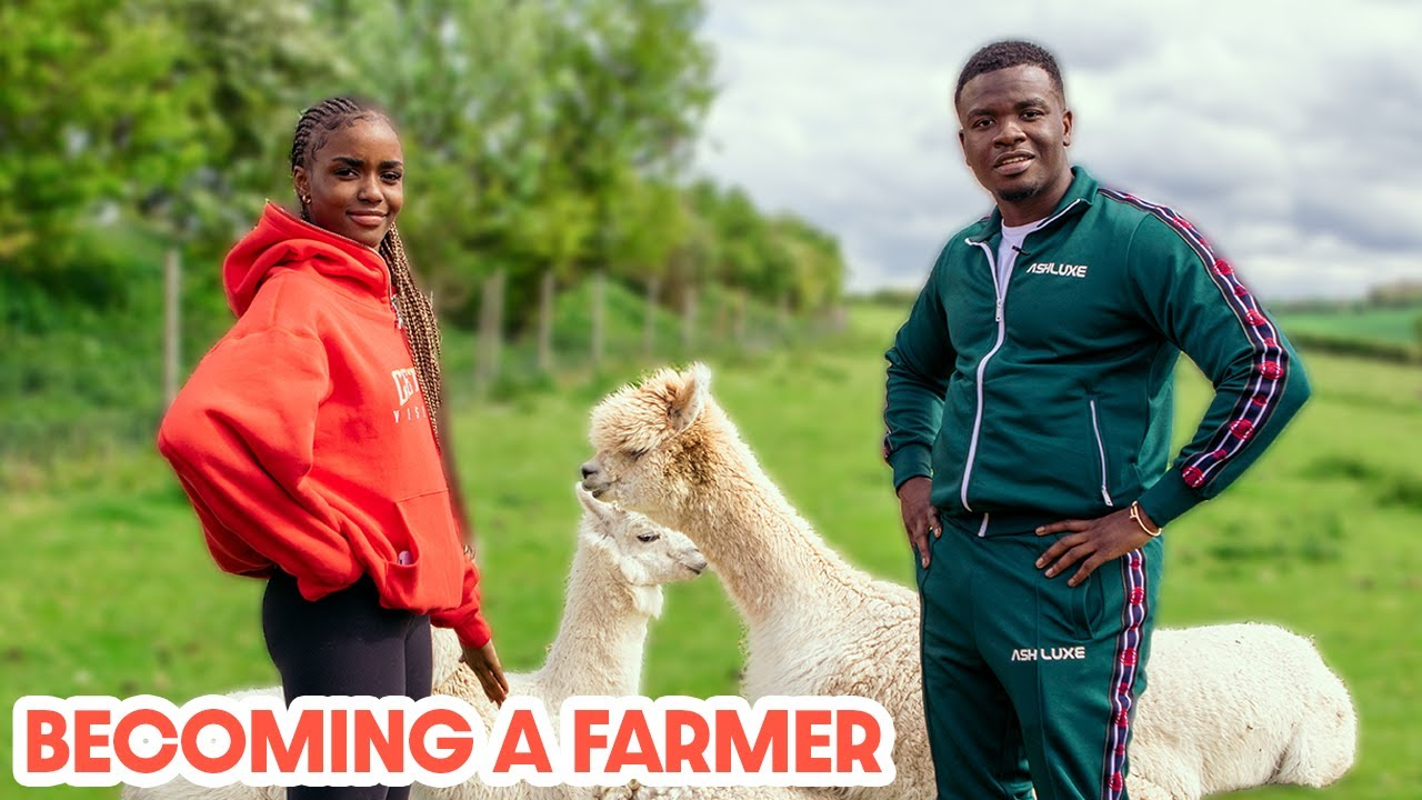 Becoming A Farmer For A Day w/ Eva Apio | Try Something New