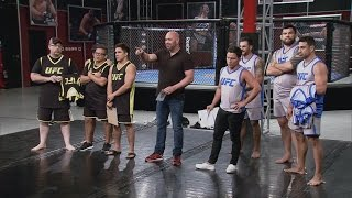 TUF Team Selection and Tournament Explanation