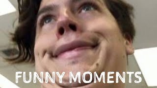 COLE SPROUSE FUNNY MOMENTS