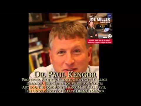 Professor Paul Kengor - Obama's Communist Mentor, Frank Marshall Davis