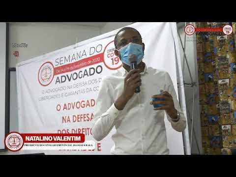 Transmissão ao vivo de Ordem dos Advogados de Moçambique