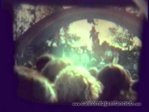 Black Sabbath / Tomorrow's Dream - 8mm / California Jam 1974