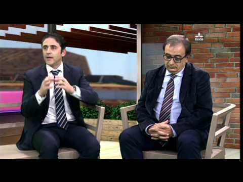 Entrevista a José Antonio Galdón y Ramón Grau en Lleida TV