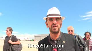 Ringo Starr and the 2018 All Starr Band U. S. Tour