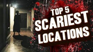 Top 5 - Scariest locations in gaming