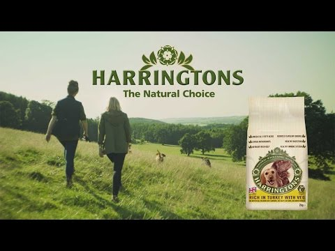 Harringtons TV Advert - The Natural Choice