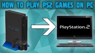 How To Play Ps2 Games In Your Pc Free Download Google Drive Link In Discription
