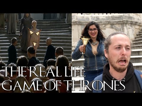 THE REAL WESTEROS | Game Of Thrones Film Locations In Dubrovnik!!!