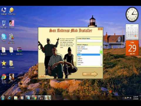 how to download gta sa mod instaler