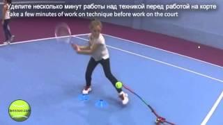 Теннисный тренажер Теннисан-Д (детский)