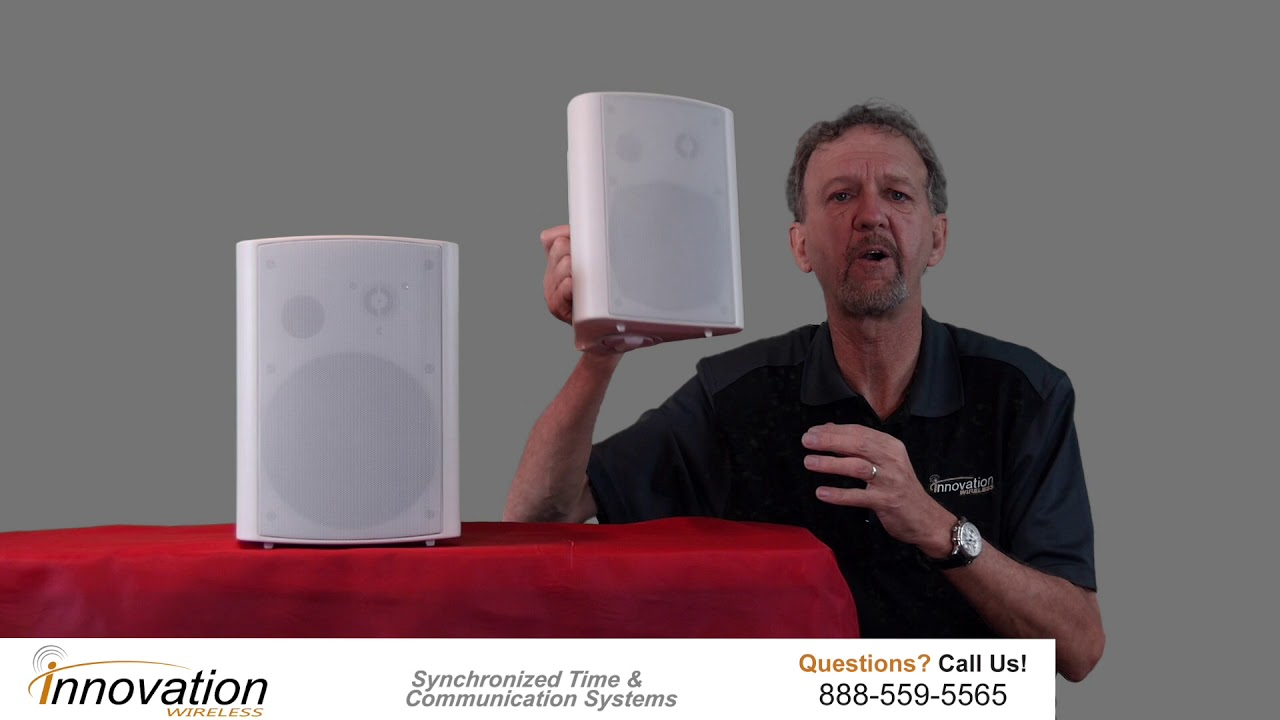 Wireless PA System for Schools
