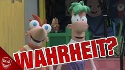 Die gruselige wahre Geschichte hinter Phineas und Ferb?