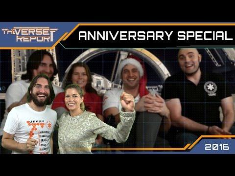 Star Citizen SCB Verse Report Anniversary Special [Deutsch/German]