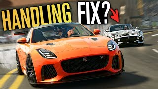 The Crew 2 - Beta Handling... is it Any Better? (Physics Update)
