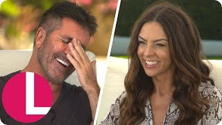 Simon Cowell on Celebrity X Factor and Making a Movie With David Walliams | Lorraine