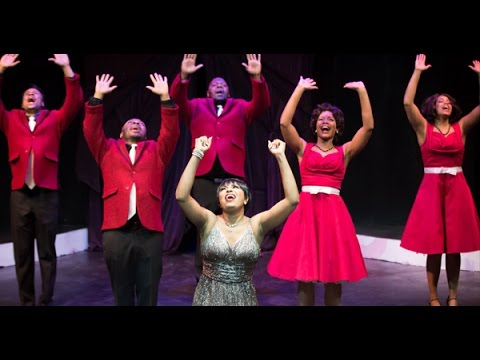 SAVED! Black Ensemble Theater's Doo Wop Shoo Bop