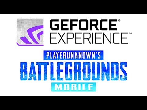 [PUBG MOBILE] クオリティ(中) - NVIDIA ShadowPlay [GeForce GTX 1060]