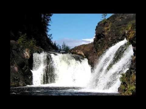 Топ 5 самых красивых водопадов России! (Top 5 Most Beautiful Waterfalls In Russia!)