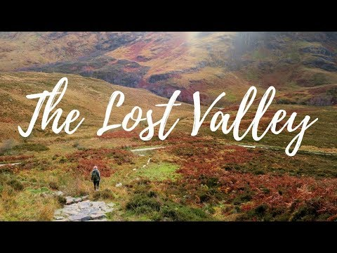 Hiking To The Lost Valley & A Green Loch 🌿  | Scotland | Minimalist Travel