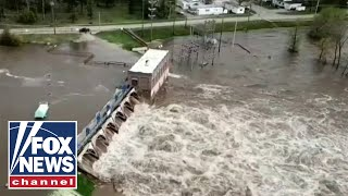 'Life-threatening' flooding devastates central Michigan as dams breach