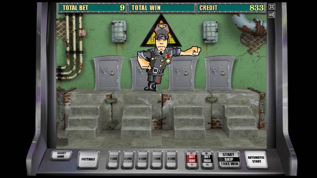 Игровой автомат фото