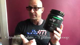 Can't tolerate a full scoop of Pre JYM?