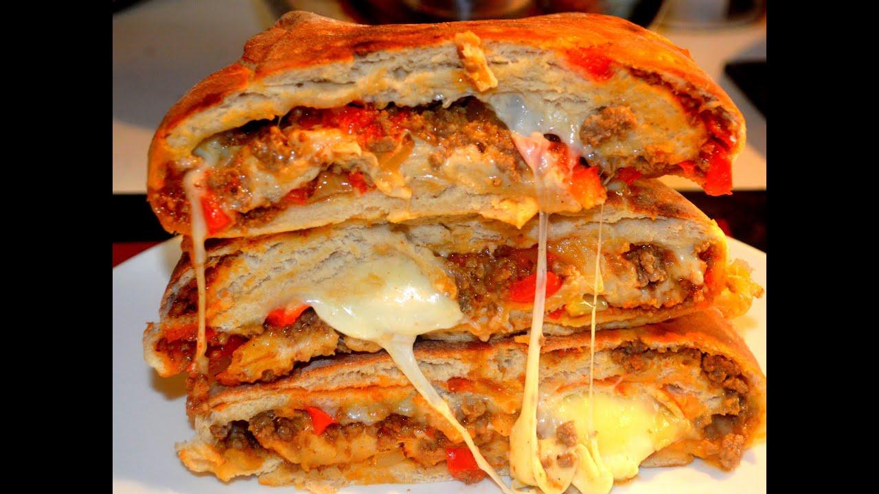 Cuisiner recette rapide et facile de pizza maison youtube - Viande facile a cuisiner ...