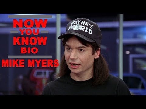 NowYouKnowBio: What Happened to Mike Myers?
