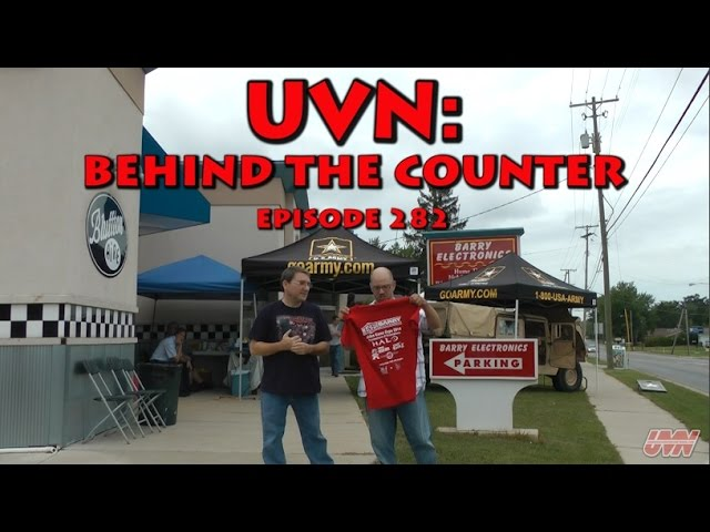 UVN: Behind the Counter 282