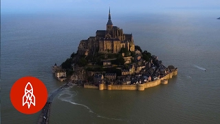 A Medieval Abbey Trapped by Tides and Time
