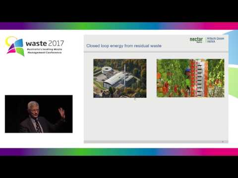 Energy from Waste - 11 Protected cropping with Energy from Waste.