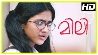 Mili Movie Scenes | Title Credits | Sai Kumar upset with young Amala Paul | Bindu Panicker