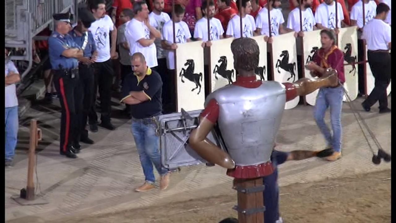 Giostra, Porta Crucifera vince la Prova Generale: doppio 5 di Lorenzo Vanneschi