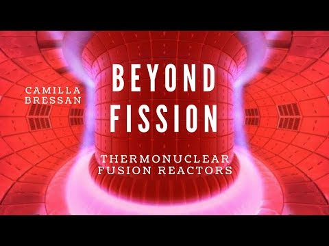 I. ''beyond fission: thermonuclear fusion reactors'' - Camilla Bressan