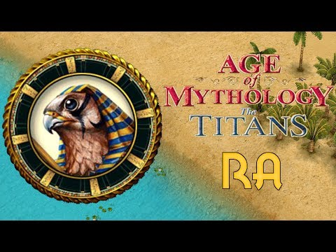 Age of Mythology - A Quick Look - Ra