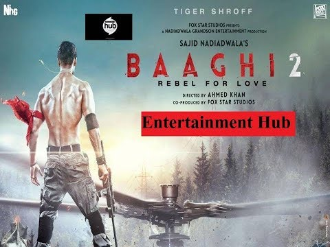 Baaghi 2 Official Trailer 2018 | Tiger Shroff | Disha Patani by EH