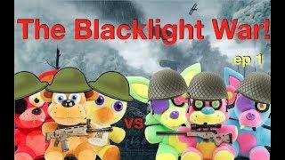 FNAF plush: The Blacklight War begins ep 1