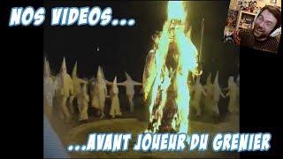 SPÉCIAL - Nos premières vidéos (avant JdG)