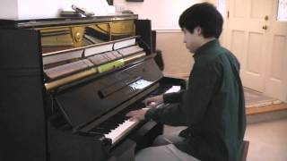 Bruno Mars - Just The Way You Are (Piano Cover by Will Ting) Music Video