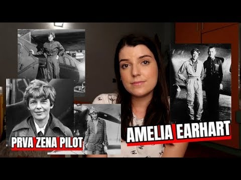 Nestanak Amelia Earhart?
