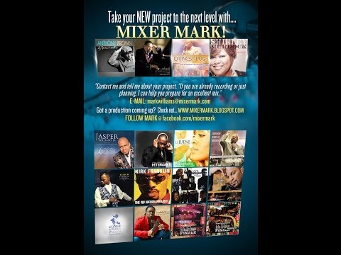 Grammy Nominated Mixing Engineer Mark Williams In Studio Interview