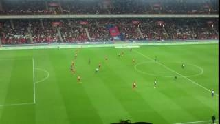 PSG Dijon : petit raté de Meunier