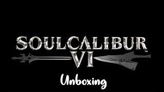 Soul Calibur VI Deluxe Edition Unboxing