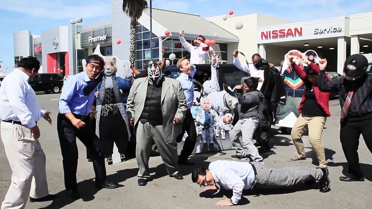 Harlem Shake Premier Kia Nissan Fremont California