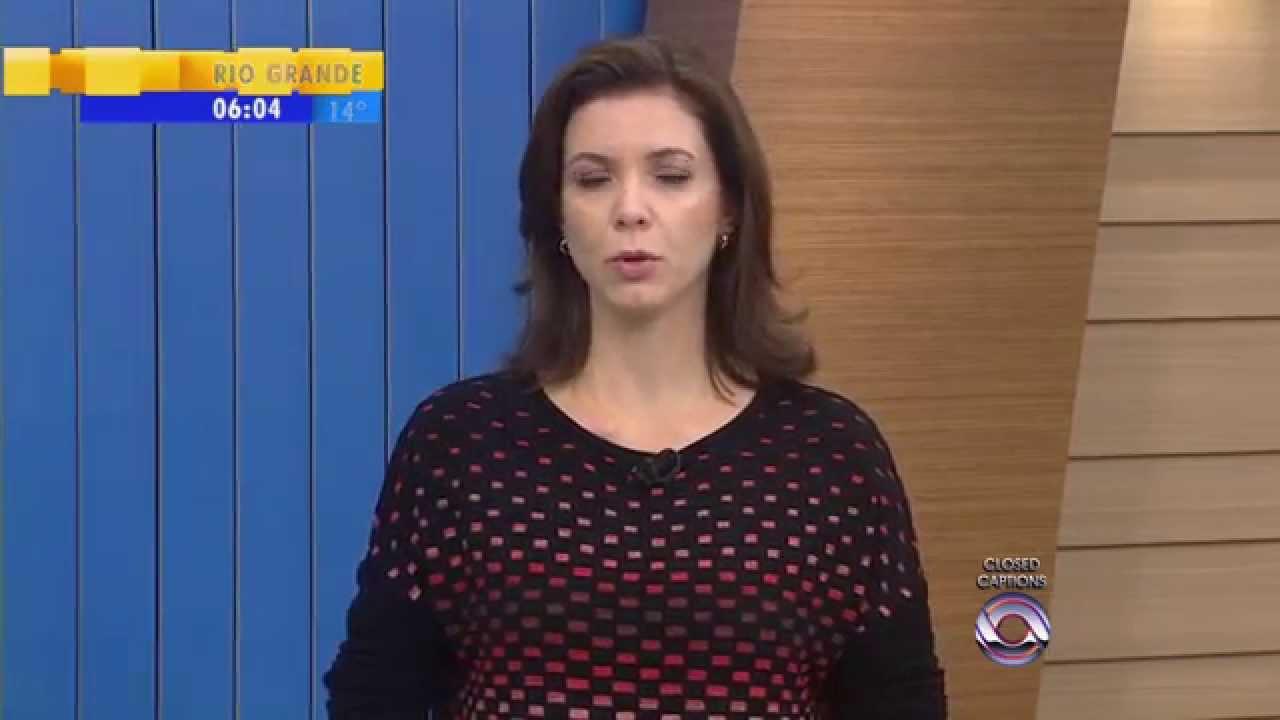 Alegre Bom Dia: Trecho Inicial Do Bom Dia Rio Grande (08/06/2015)