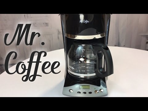 mr coffee skx23 12cup black coffeemaker