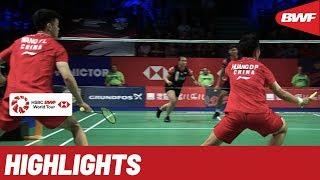 DANISA Denmark Open 2019 | Finals XD Highlights | BWF 2019