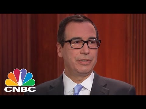 Treasury Secretary Steven Mnuchin On Tax Reform, Fair Trade And President Donald Trump | CNBC
